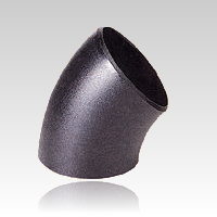Carbon Steel Elbow (45-degree, Long Radius)